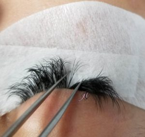 isolation lashes